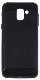 Mocco Trust Back Case For Samsung Galaxy J6 Plus J610 Black
