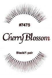 Cherry Blossom 100% Human Hair Eyelashes 747S