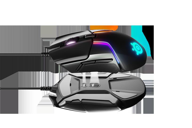 Spēļu pele Steelseries Rival 600, melna