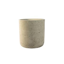 SN Flower Pot RP16-516 GR D24 Grey