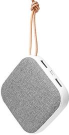 Dudao Dual USB Portable Power Bank 10000mAh Grey
