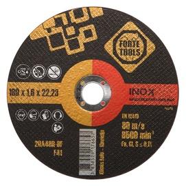 Пильный диск CUTTING DISC 180X1,6X22,23 MM FORTE TOO