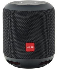 Bezvadu skaļrunis Prestigio Smartmate Black, 6 W
