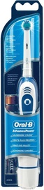 Braun Oral-B Advance Power Battery Powered Electric Toothbrush Blue/White