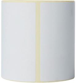 Uzlīmju lenta Brother Direct Thermal Label Roll, 10.2 cm