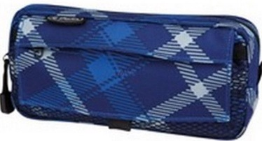 Herlitz Pencil Pouch Blue 11281706