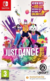 Just Dance 2019 SWITCH DIGITAL CODE