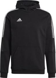 Adidas Tiro 21 Sweat Hoodie GM7341 Black L