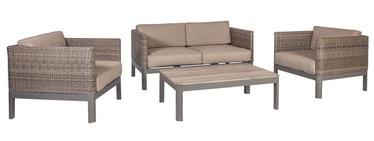 Home4you Admiral Garden Furniture Set Beige