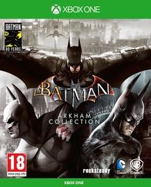 Игра Xbox One Batman Arkham Collection Xbox One