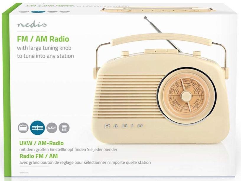 Nedis RDFM5000 Beige