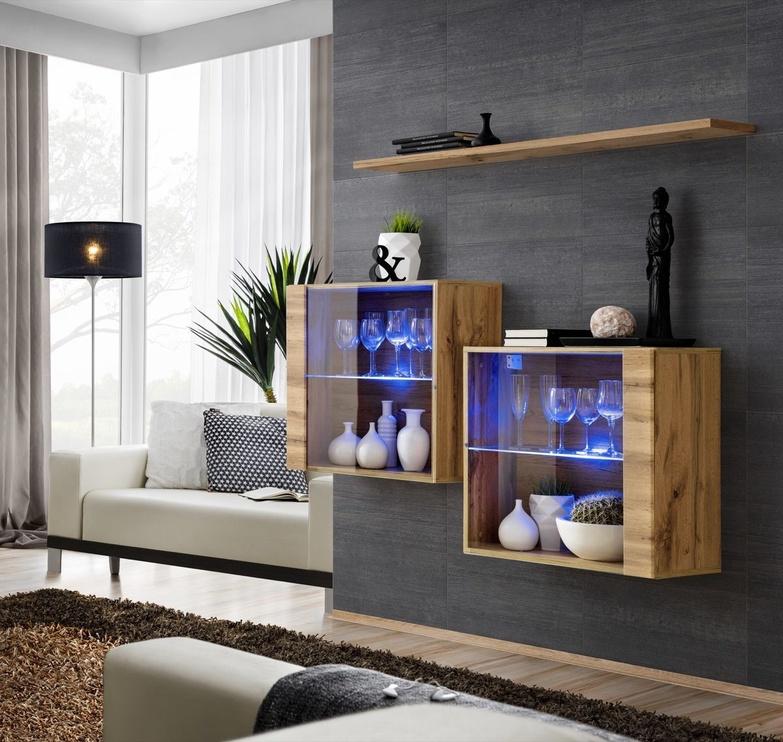 ASM Switch SB III Hanging Cabinet/Shelf Set Wotan