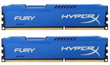 Operatīvā atmiņa (RAM) Kingston HyperX Fury Blue HX318C10FK2/8 DDR3 (RAM) 8 GB