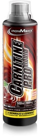 IronMaxx Carnitine Pro Liquid 500ml Cherry