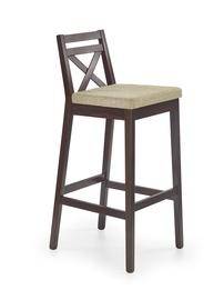 Ēdamistabas krēsls Halmar Borys Walnut