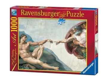 Ravensburger Puzzle Michelangelo The Creation Of Adam 1000pcs 15540