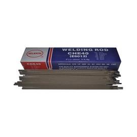 Электрод Atlantic, Для малоуглеродистой стали, 2.5 мм