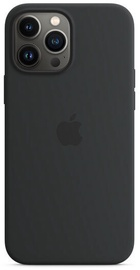 Чехол Apple iPhone 13 Pro Max Silicone Case with MagSafe, темно-серый