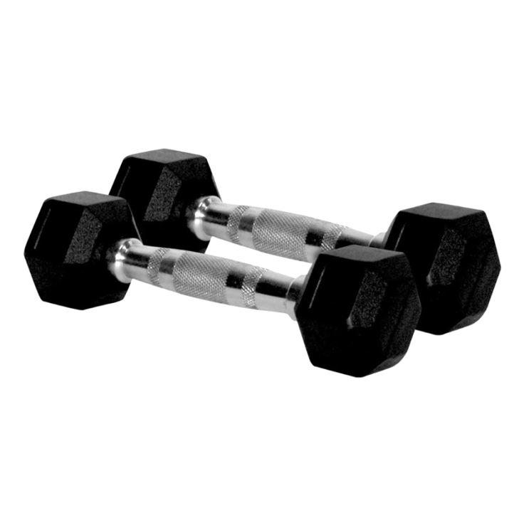 LiveUp Sports Dumbbells LS2021 2x1kg