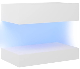 Naktsgaldiņš VLX LED 3079679, balta, 60x35x15.5 cm