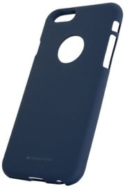 Mercury Soft Surface Matte Back Case For Samsung Galaxy S9 Midnight Blue
