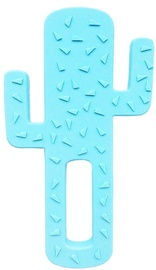 MiniKoioi Cactus Teether Blue