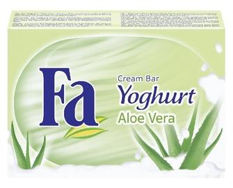 Ziepes Fa Yoghurt Aloe Vera, 90 g