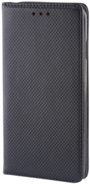 Forever Smart Magnetic Fix Book Case For Samsung Galaxy J7 J730F Black