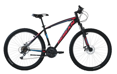 Henry Hogan UOMO MTB 27.5'' Black/Red