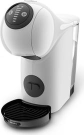 Kapsulas kafijas automāts Krups Genio S KP2401, balta