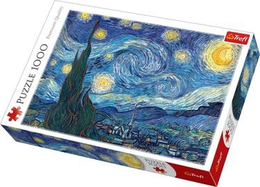 Puzle Trefl Van Gogh Vincent: Starry Nigh 10465T, 1000 gab.