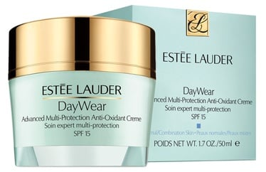 Sejas krēms Estee Lauder DayWear Advanced Multi Protection Creme SPF15 Normal to Combination, 50 ml