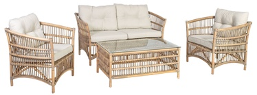 Home4you Brandon Garden Furniture Set 4pcs