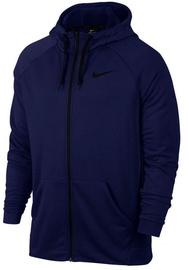 Nike Dry Hoodie FZ Fleece 860465 492 Blue XL