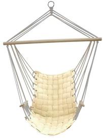 Šūpuļtīkls-krēsls 4IQ Beige, smilškrāsas