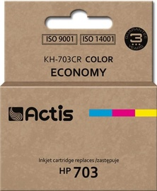 Actis Cartridge KH-703CR For HP 12ml Multicolor