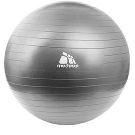 Гимнастический мяч Meteor Fitness Ball 85cm Gray