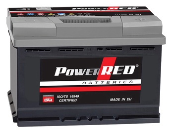 Akumulators Power Red LB4, 85 Ah, 750 A, 12 V