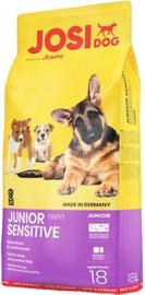 Сухой корм для собак Josera JosiDog Junior Sensitive 18kg