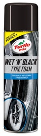 Turtle Wax Wet`N`Black Tyre Foam 500ml