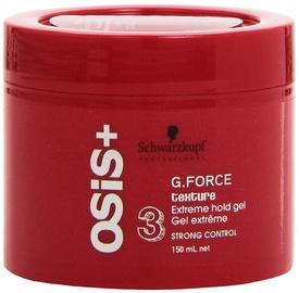 Гель для волос Schwarzkopf Osis G Force, 150 мл