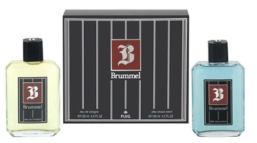Antonio Puig Brummel 125ml EDC + 125ml Aftershave Lotion