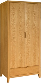Home4you Chamba Wardrobe Oak