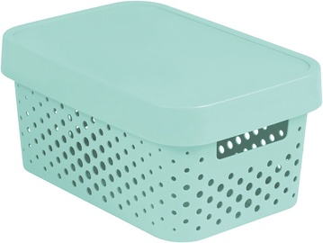 Curver Infinity Perforated Box 4.5l Light Blue