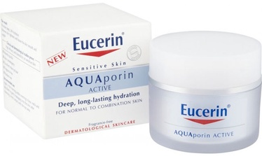 Eucerin AQUAporin ACTIVE Day Cream 50ml Normal to Combination Skin