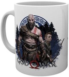 Krūzīte God of War Be A Warrior Cup