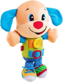 Interaktīva rotaļlieta Fisher Price Laugh & Learn Learn To Dress Puppy FBP23