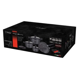 Non-stick cookware set 12 pcsv