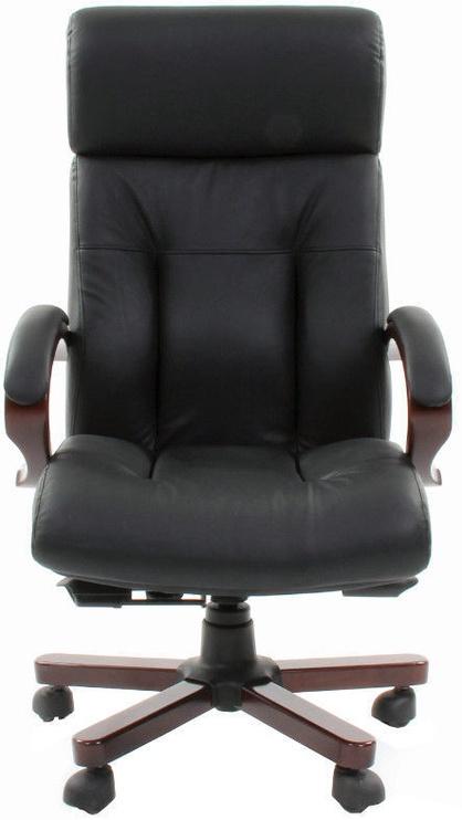 Офисный стул Chairman Executive 421 Black (поврежденная упаковка)
