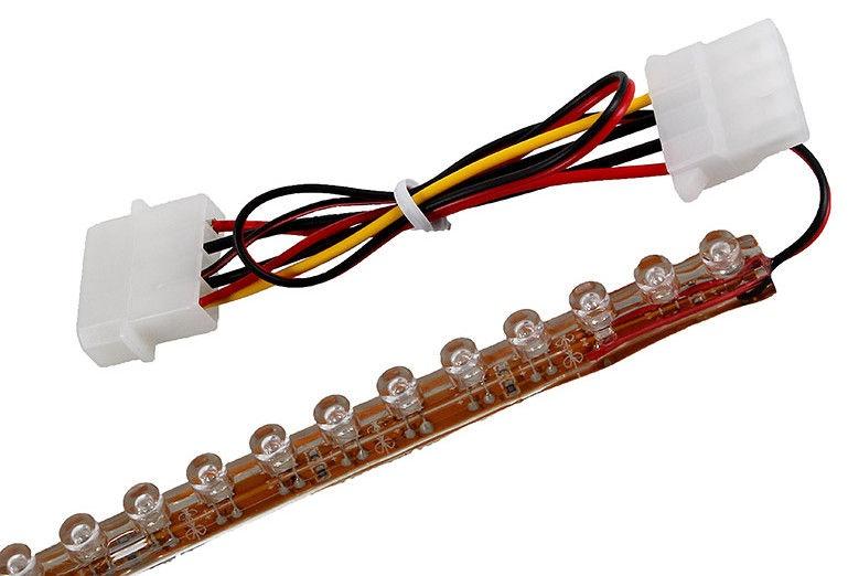 Lamptron FlexLight Standard 24 LEDs Orange